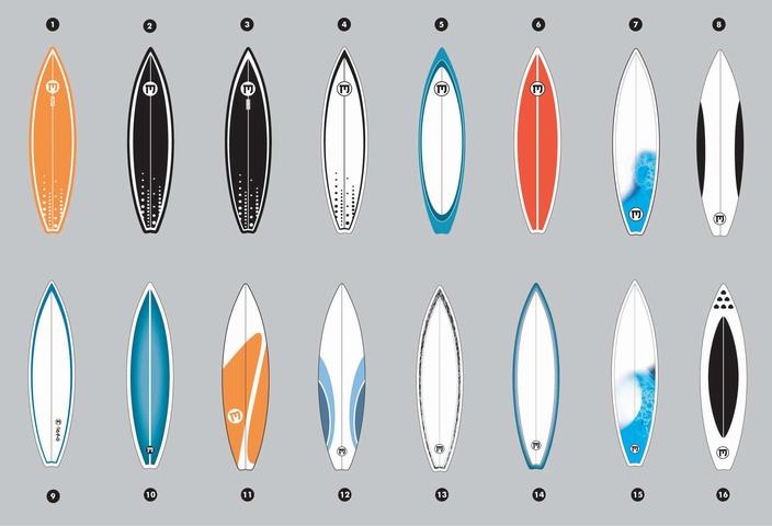 Dise os de tablas propuestos por ustedes - Disenos de tablas de surf ...